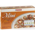 Eroski mini biscottes normal 60 de 120g.