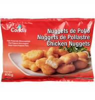 Condis nuggets pollo de 400g.