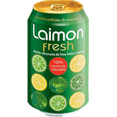 Laimon Fresh refresco de 33cl.