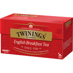 Twinings te english breakfast estuche 25 de 50g.