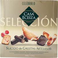 Border surtido galletas eceiza de 200g.