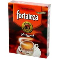 Fortaleza cafe natural por 10 unidades