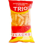 Trio ganchitos al queso de 115g. en bolsa
