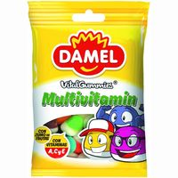 Damel besitos multivitaminas de 150g. en bolsa