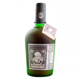 Diplomatico ron reserva exclusiva de 70cl.