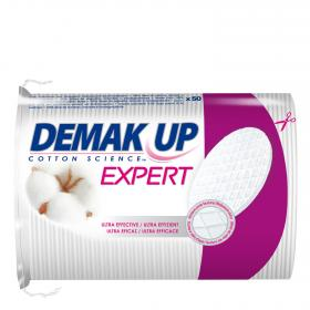 Demak' Up discos desmaquillantes expert oval 50