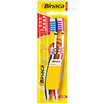 Binaca cepillo dental interdental medioes blister por 2 unidades