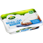 Arla queso untar natural light de 150g.