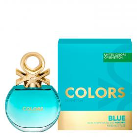 United Colors Of Benetton colonia colors blue de 80ml.