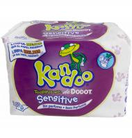 Toall.wc kandoo sensitive 50 100