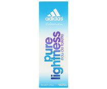 Adidas colonia pure lightness de 50ml.