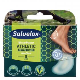 Salvelox apositos ampollas athletic con aloe vera por 5 unidades