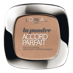Loreal polvo compacto accord perfect poudre d7