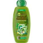 Garnier Original Remedies champu vitalidad 5 plantas cabello normal de 40cl. en bote