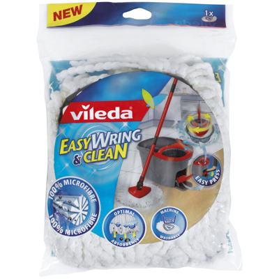 Vileda recambio set easy wing clean fregona