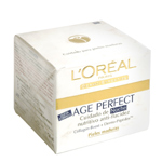 Loreal crema noche age perfect de 50ml.