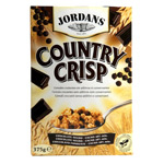 Jordans country chocolate de 375g.