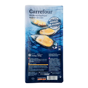 Carrefour mejillon media concha de 400g.