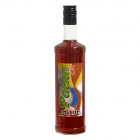 Pacha licor bellota sin alcohol de 70cl.