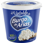 Burgo De Arias untable natural de 140g.