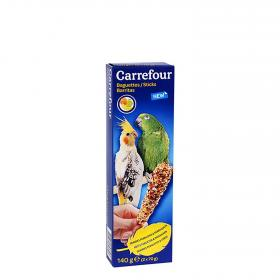 Carrefour barritas periquitos multivitamina 1 ud