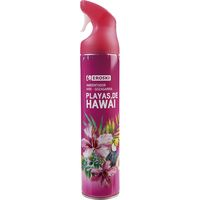 Eroski ambientador playas hawai de 25cl. en spray