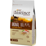 True Instinct original alimento natural gato adulto con pollo arroz envase de 1,25kg.