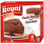 Royal pastel mousse chocolate de 225g.