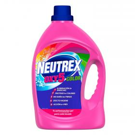 Neutrex oxy5 color en gel sin lejia 34 en botella