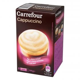Carrefour cafe cappuccino soluble