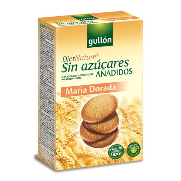 Diet Nature galleta maria dorada diet nature de 400g.