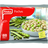 Findus pochas al natural de 400g.
