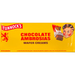 Tunnocks ambrosias chocolate 18