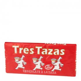 Atlantic chocolate tres tazas de 200g.