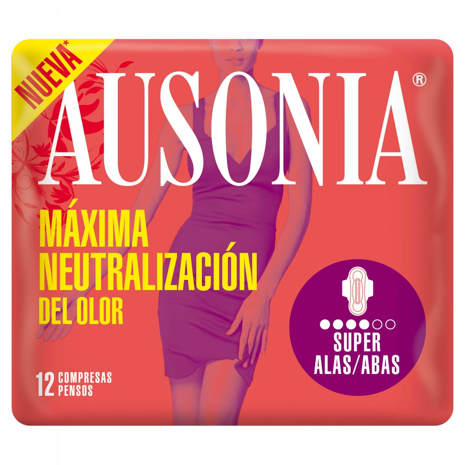 Ausonia compresa super con alas 12
