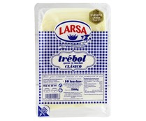Larsa queso en lonchas light de 200g.