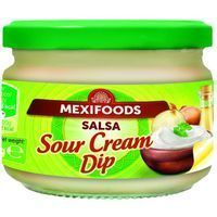 Mexifoods salsa sour cream de 240g.