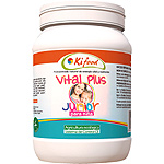 Kifood concentrado natural energia vital plus junior de 1kg. en bote