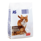 As as snack para gatos de pollo de 60g. en bolsa