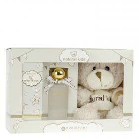 Flor De Mayo set natural kids colonia osito peluche de 50ml.