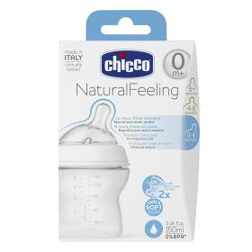 Chicco biberon anticolicos tetina inclinada de 15cl.
