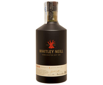 Whitley neill ginebra london dry de 70cl. en botella