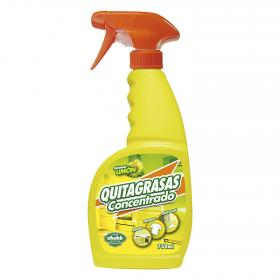 Chubb quitagrasas biogras concentrado limon de 75cl. en spray