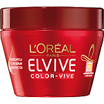 Elvive mascarilla cabello color vivo de 30cl. en bote