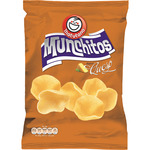 Munchitos munchitos snack patata sabor queso de 70g. en bolsa