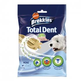 Brekkies excel perro snacks mini total dent de 110g.