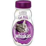 Whiskas cat milk gato envase de 20cl.
