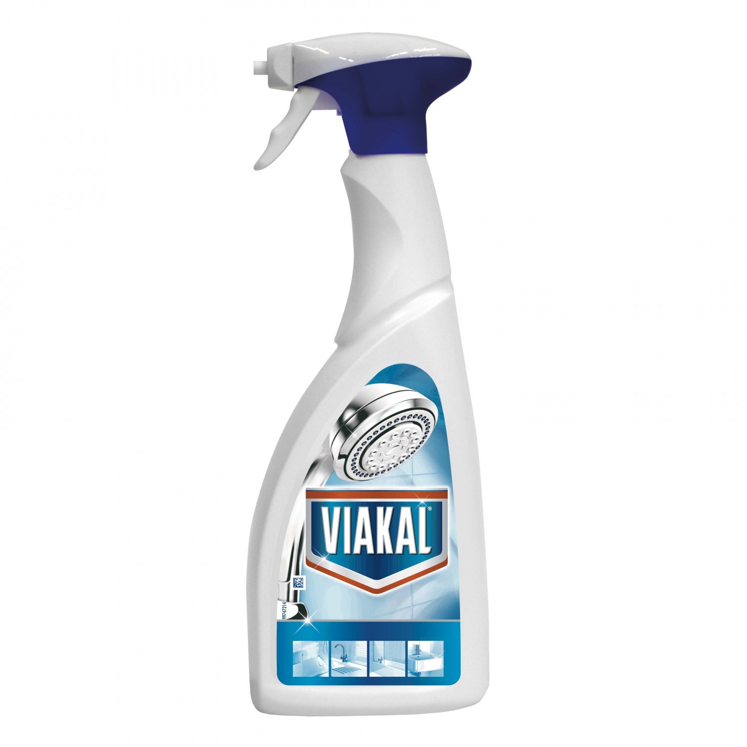Viakal limpiahogar antical gel de 70cl. en spray