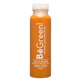 Smoothie carrot sunset bio be green de 30cl.