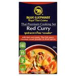 Blue elephant set red curry sin gluten de 95g.